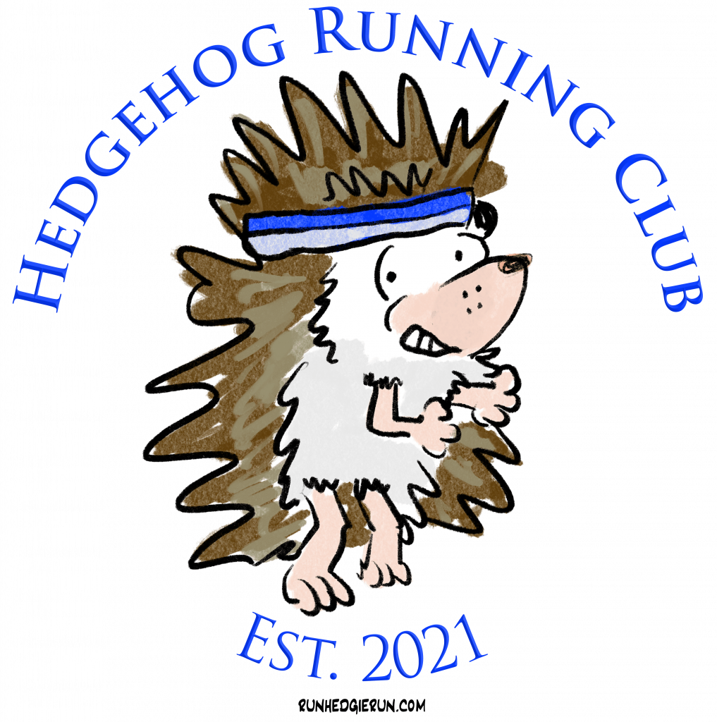 The Hedgehog Running Club!